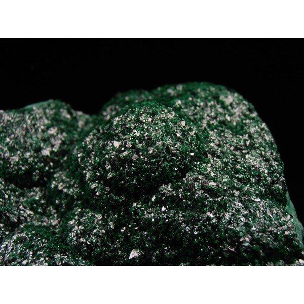 malachite crystals congo