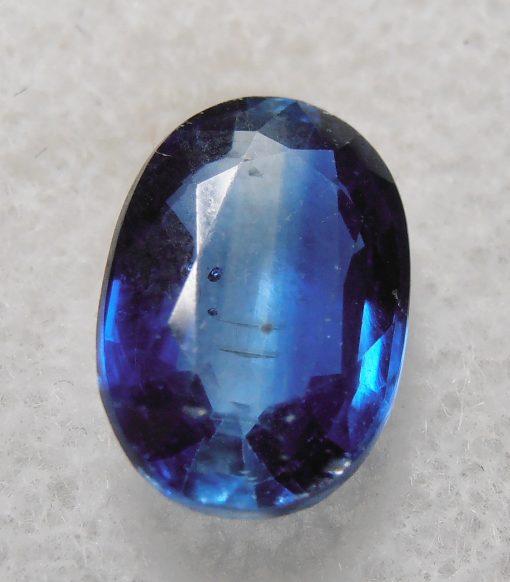 Kyanite - faceted Gemstone 12 x 8 mm, 3.7ct