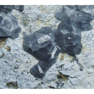 aerinite blue quartz spain