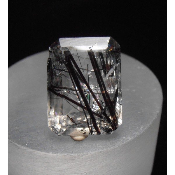 tourmalated gemstone