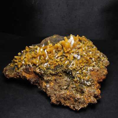 wulfenite ojuela mine