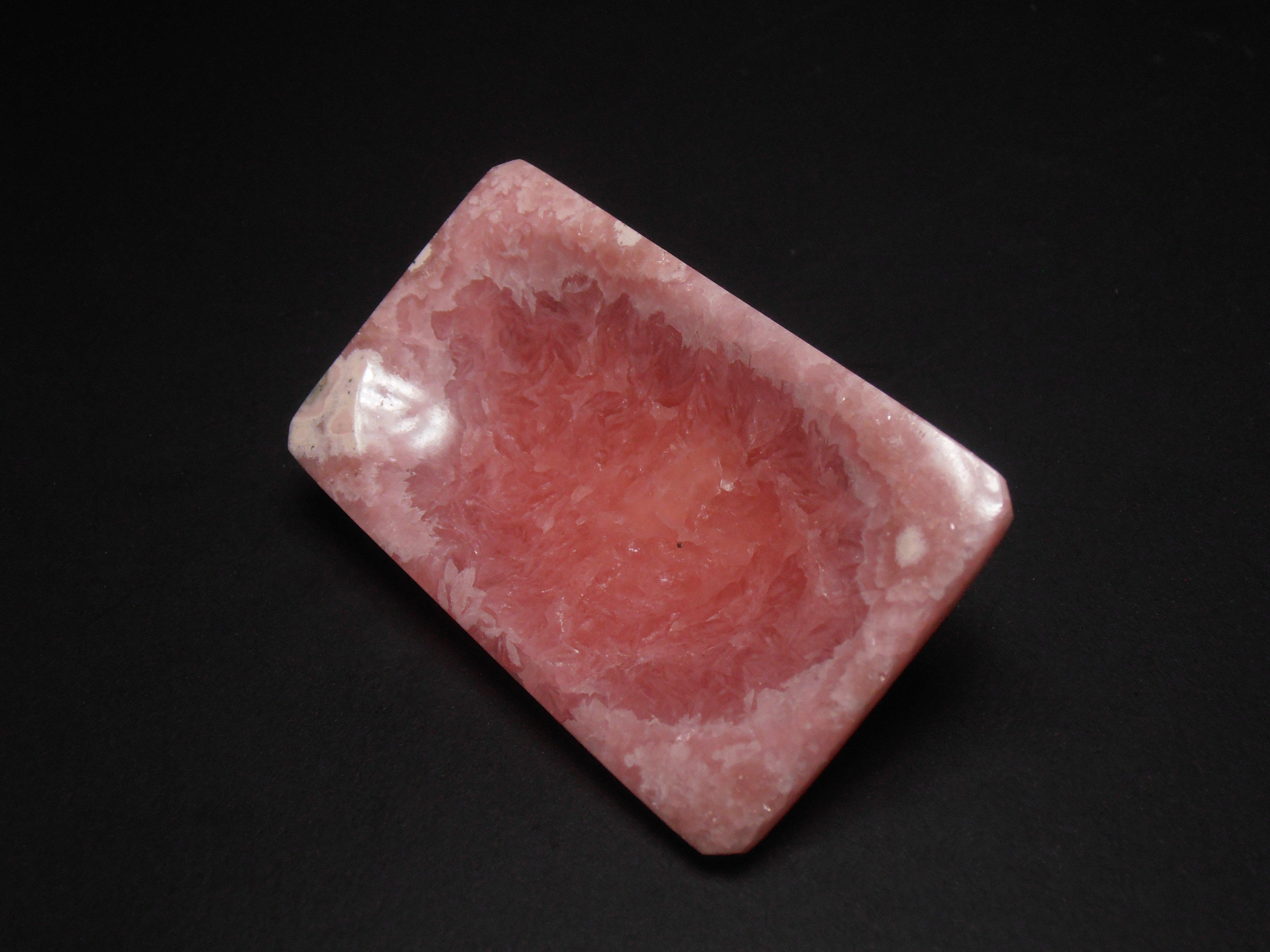 Rhodochrosite from the Capilltas Mine, Andalaga Department