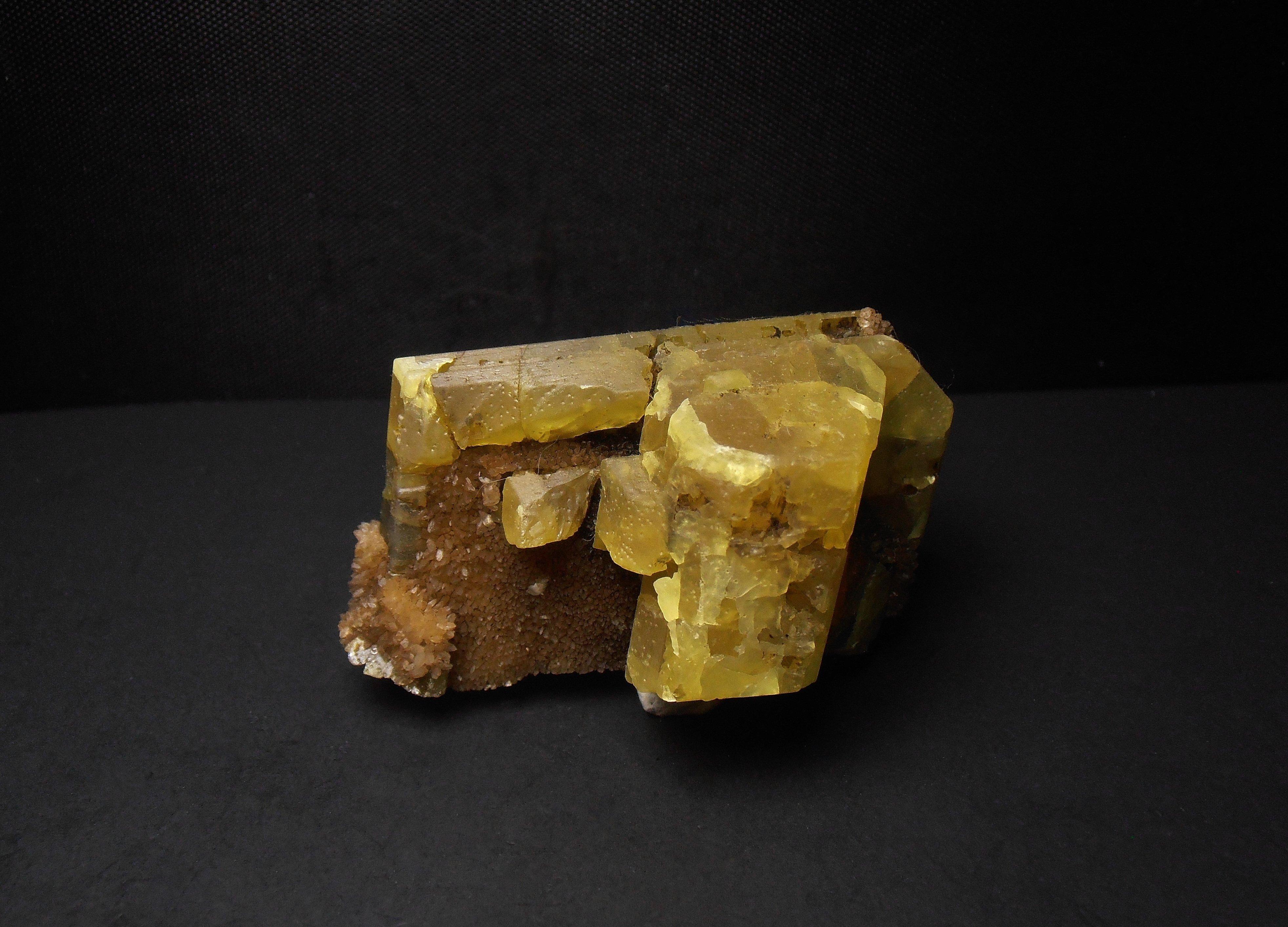 sulfur agrigento