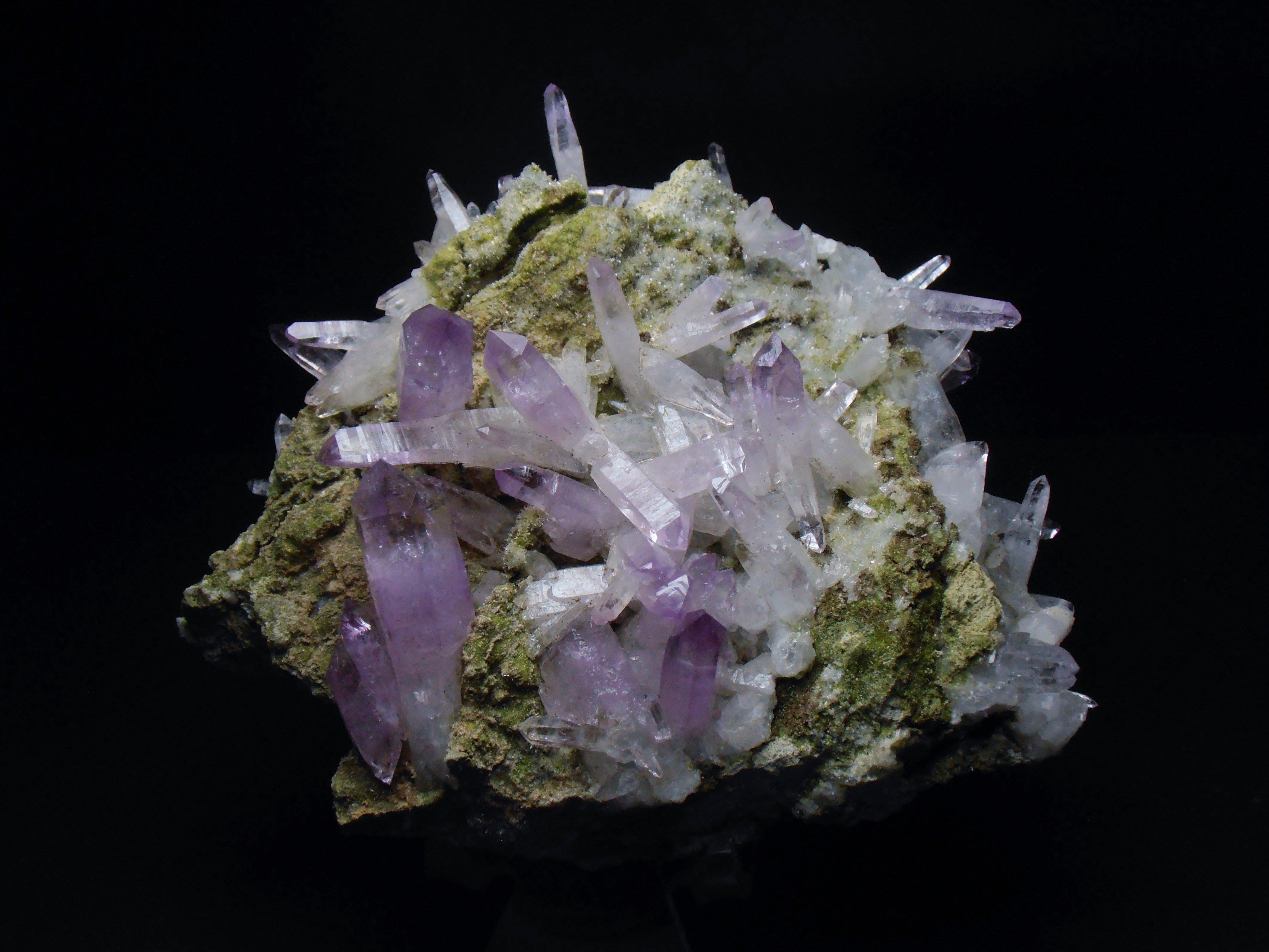 veracruz amethyst piedras parado