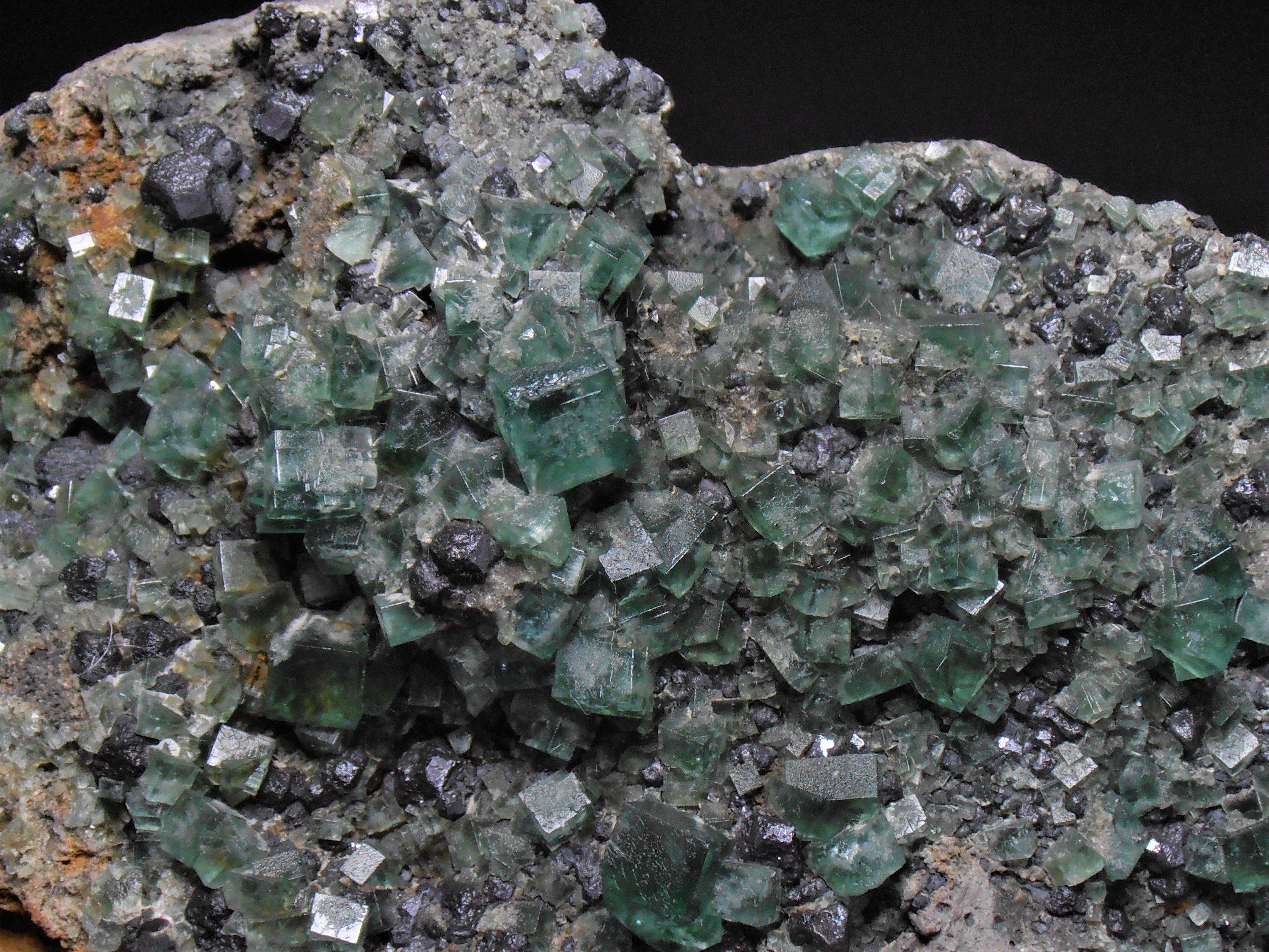 fluorite rogerley mine