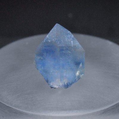 dumortierite crystal bahia brazil
