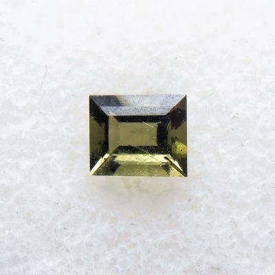faceted moldavite