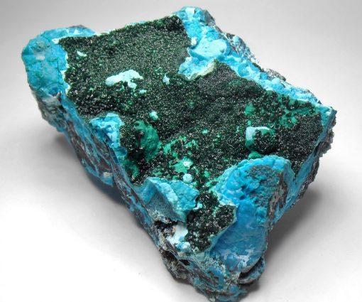 malachite chrysocolla star of the congo mine