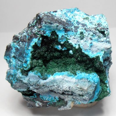 malachite chrysocolla mix star of congo mine