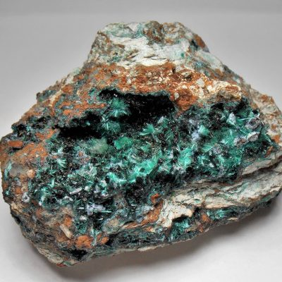 brochantite kipushi mine congo