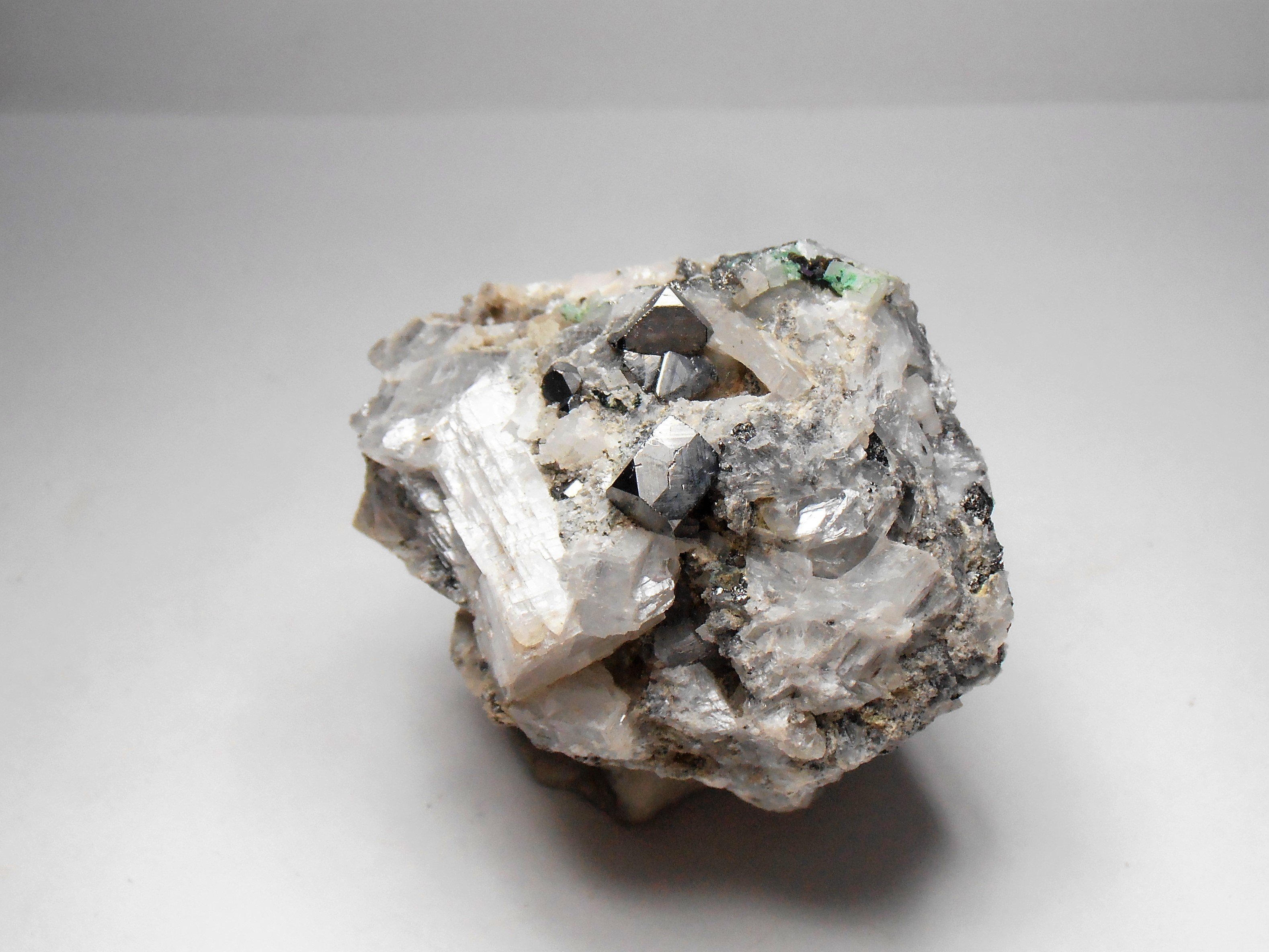 carrollite kamoya II mine