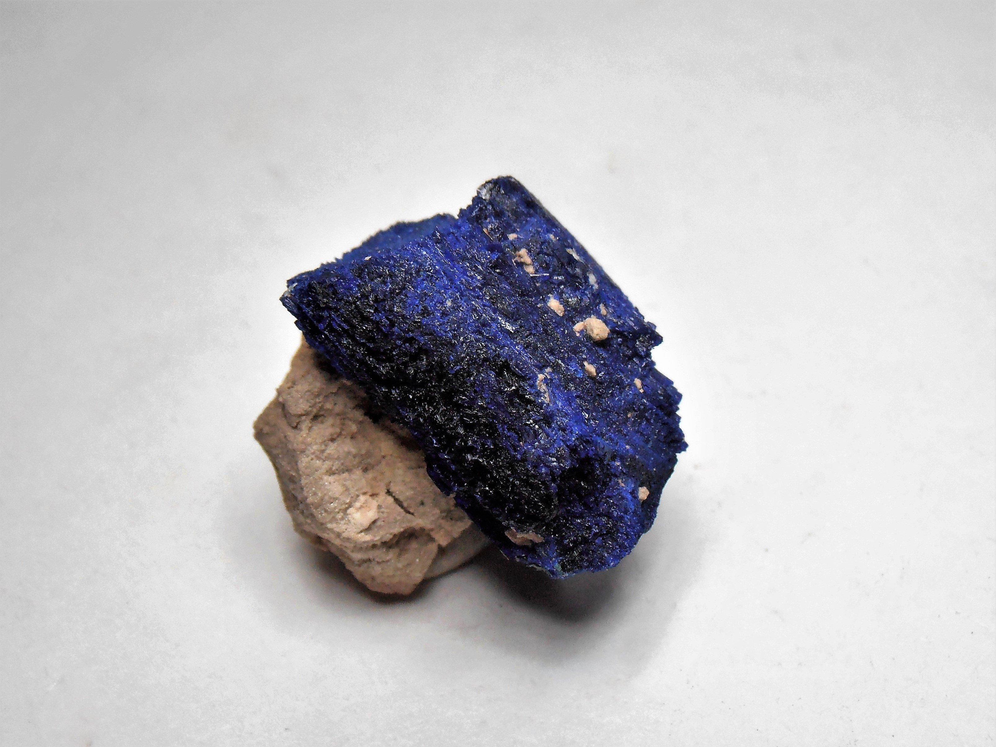 azurite khenifra morocco