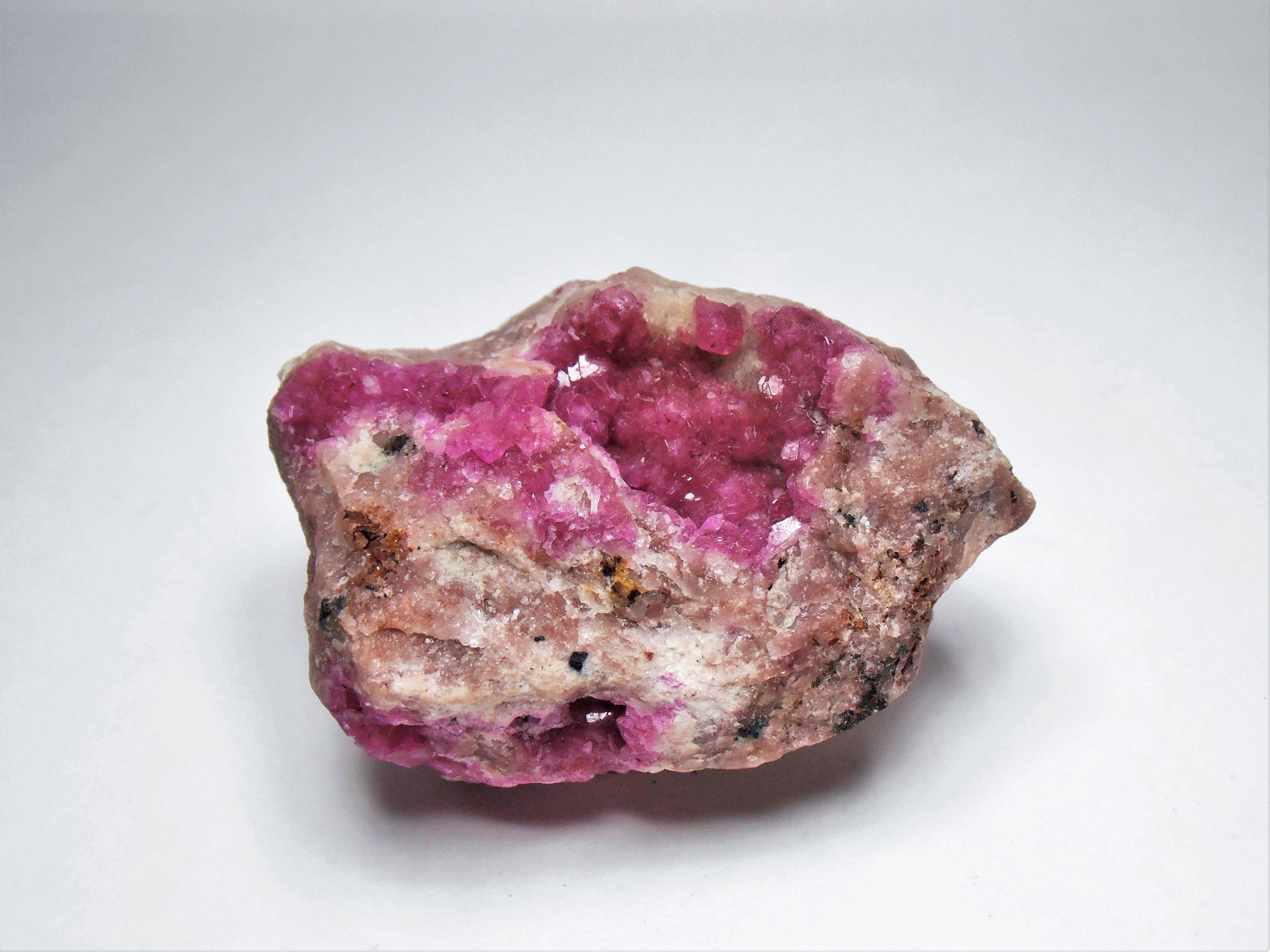 cobaltoan calcite katanga congo