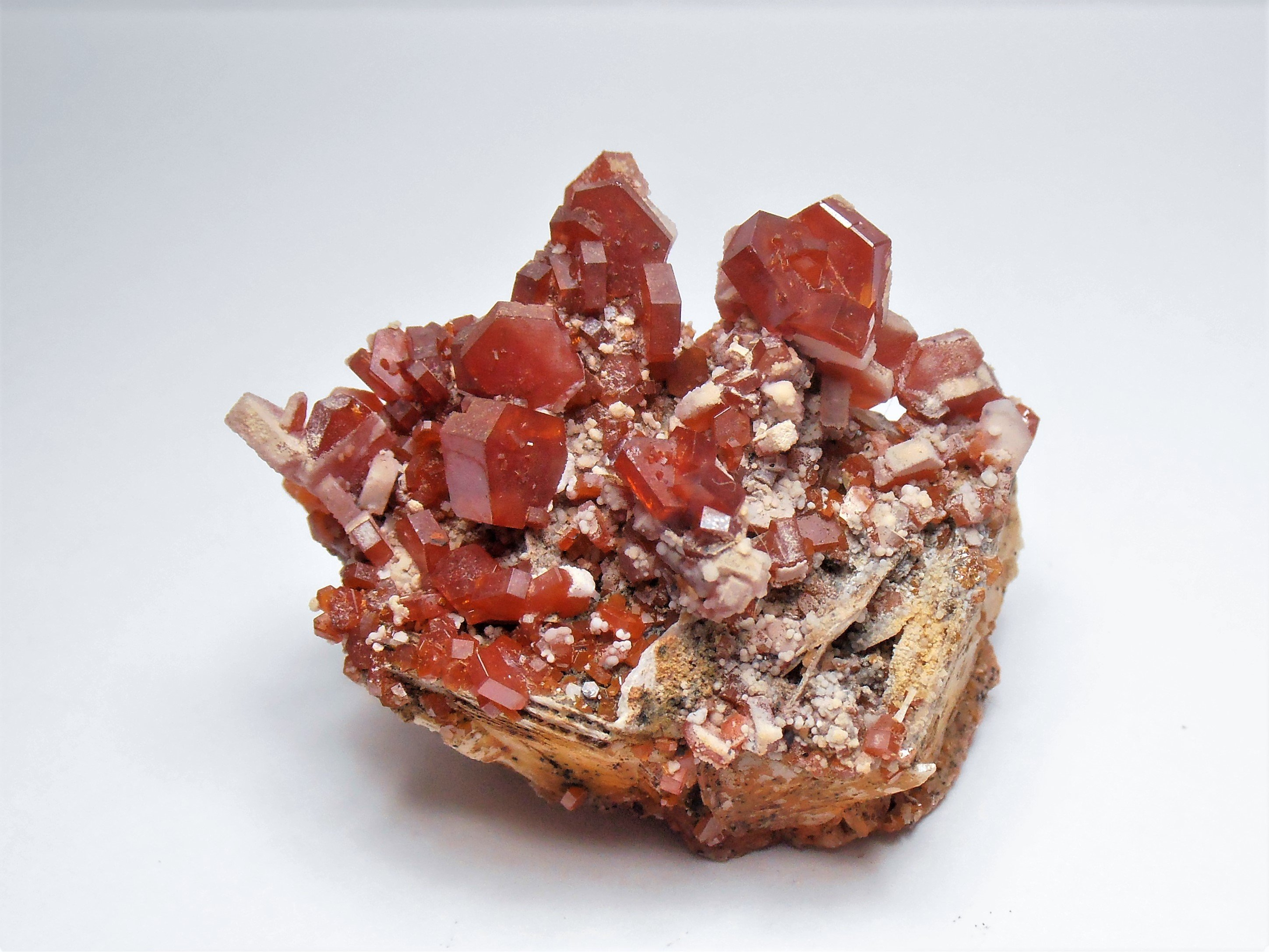 vanadinite mibladen morocco