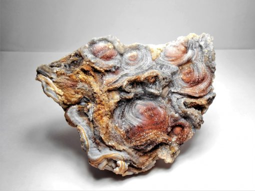 chalcedony and agate stalactite barros cassal brazil