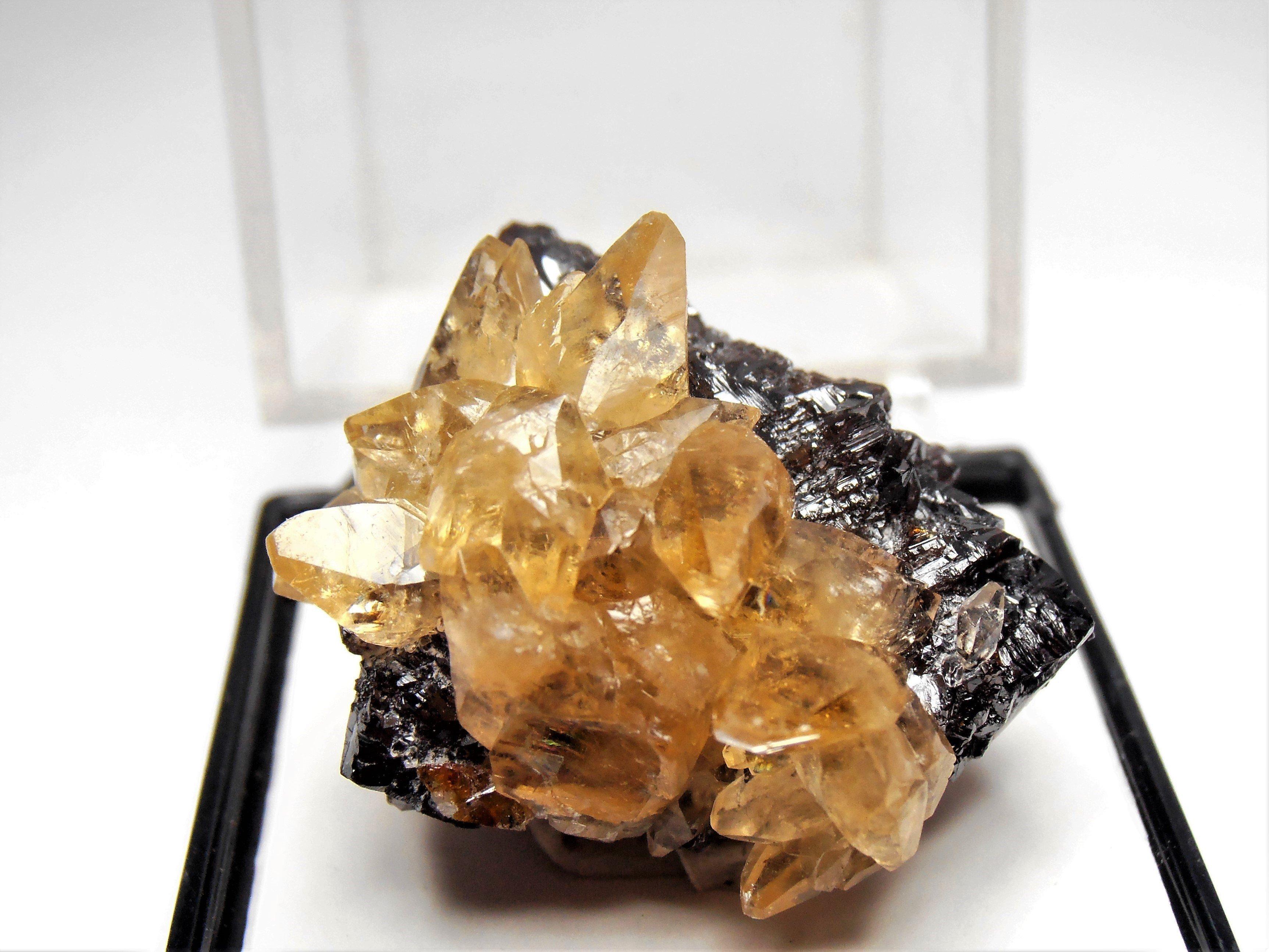 calcite elmwood cumberland mine Tennessee