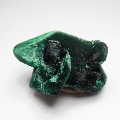 malachite pseudomorph azurite milpillas mine mexico