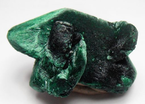 Malachite Pseudomorphs of Azurite from the Milpillas Mine