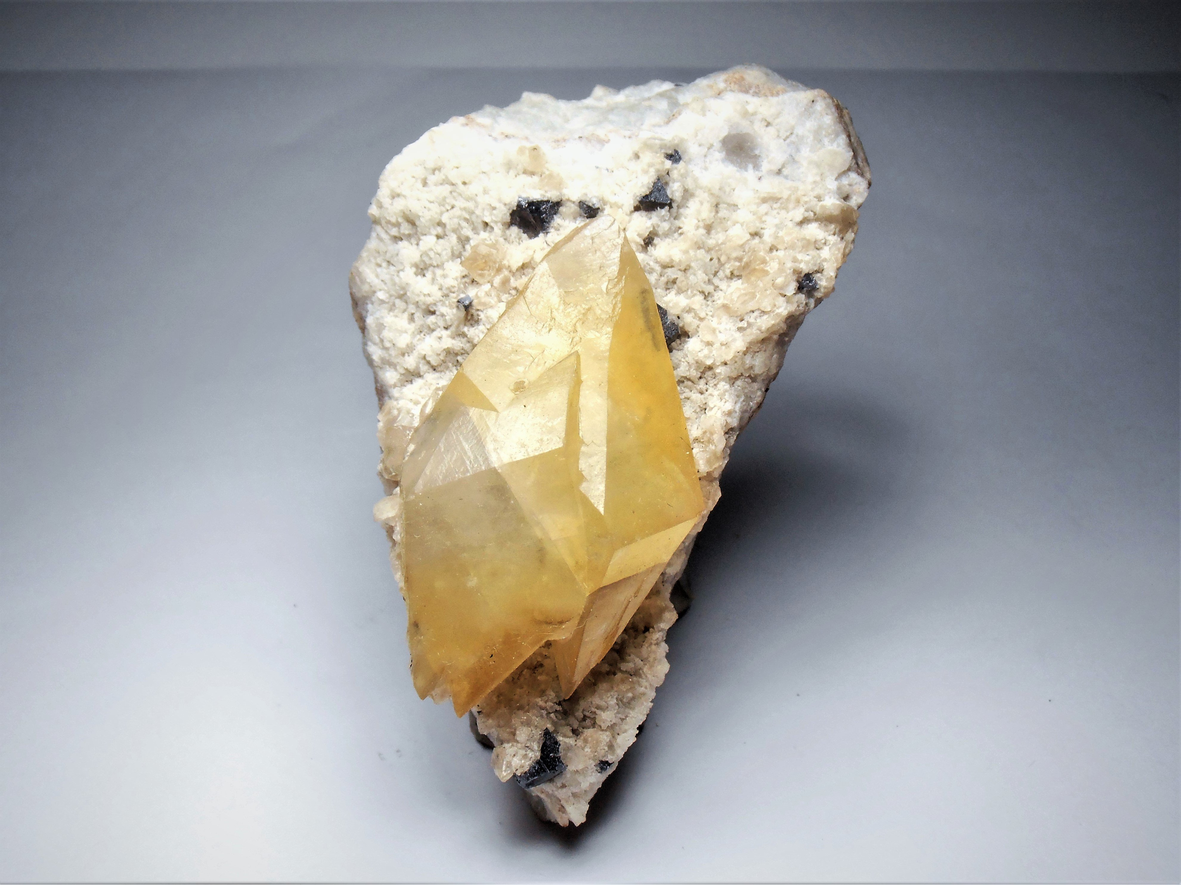 calcite caldwell quarry kentucky