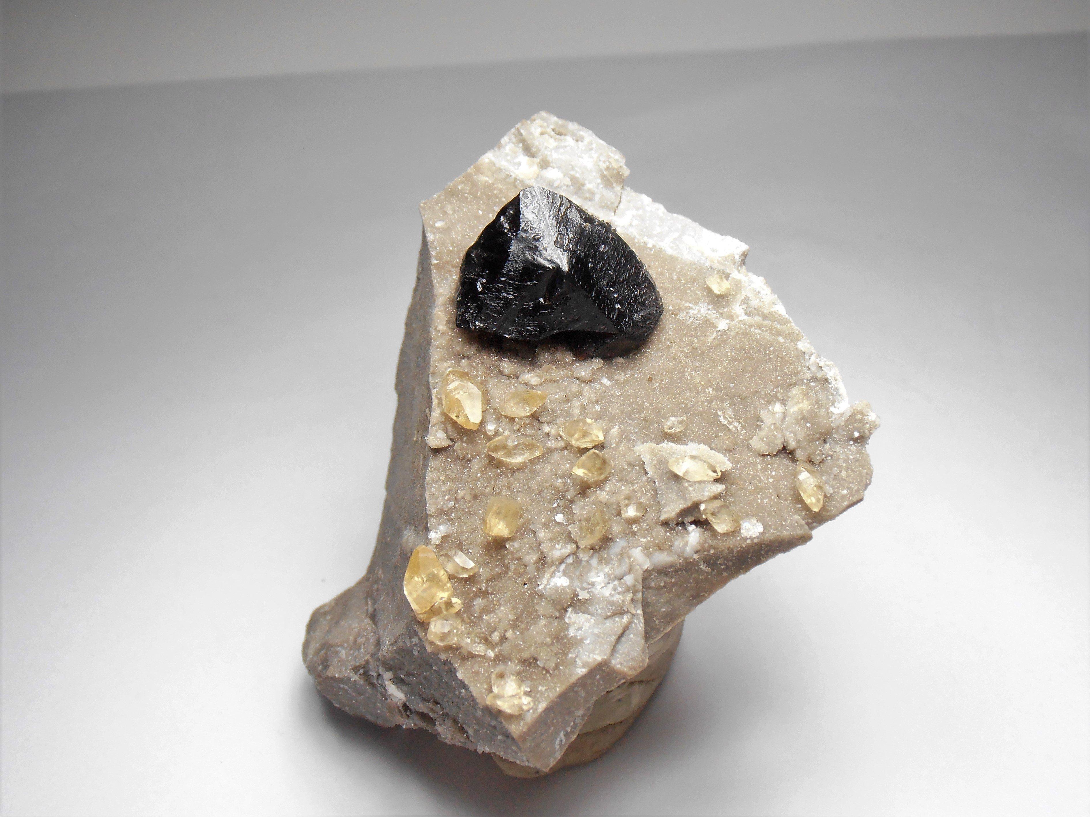 sphalerite elmwood mine tennessee
