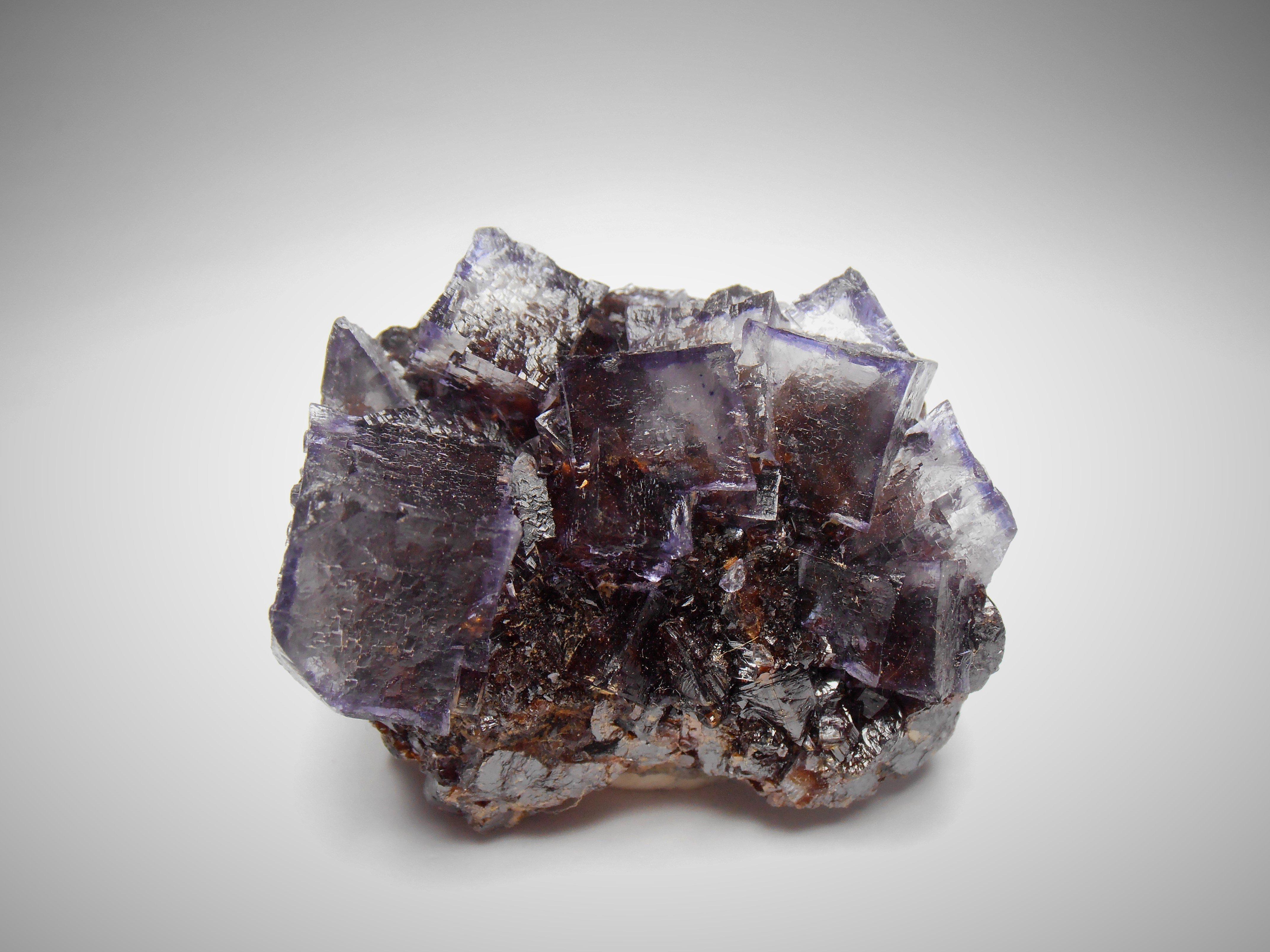 fluorite elmwood mine