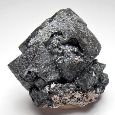 hematite pseudomorph of magnetite payun volcano argentina