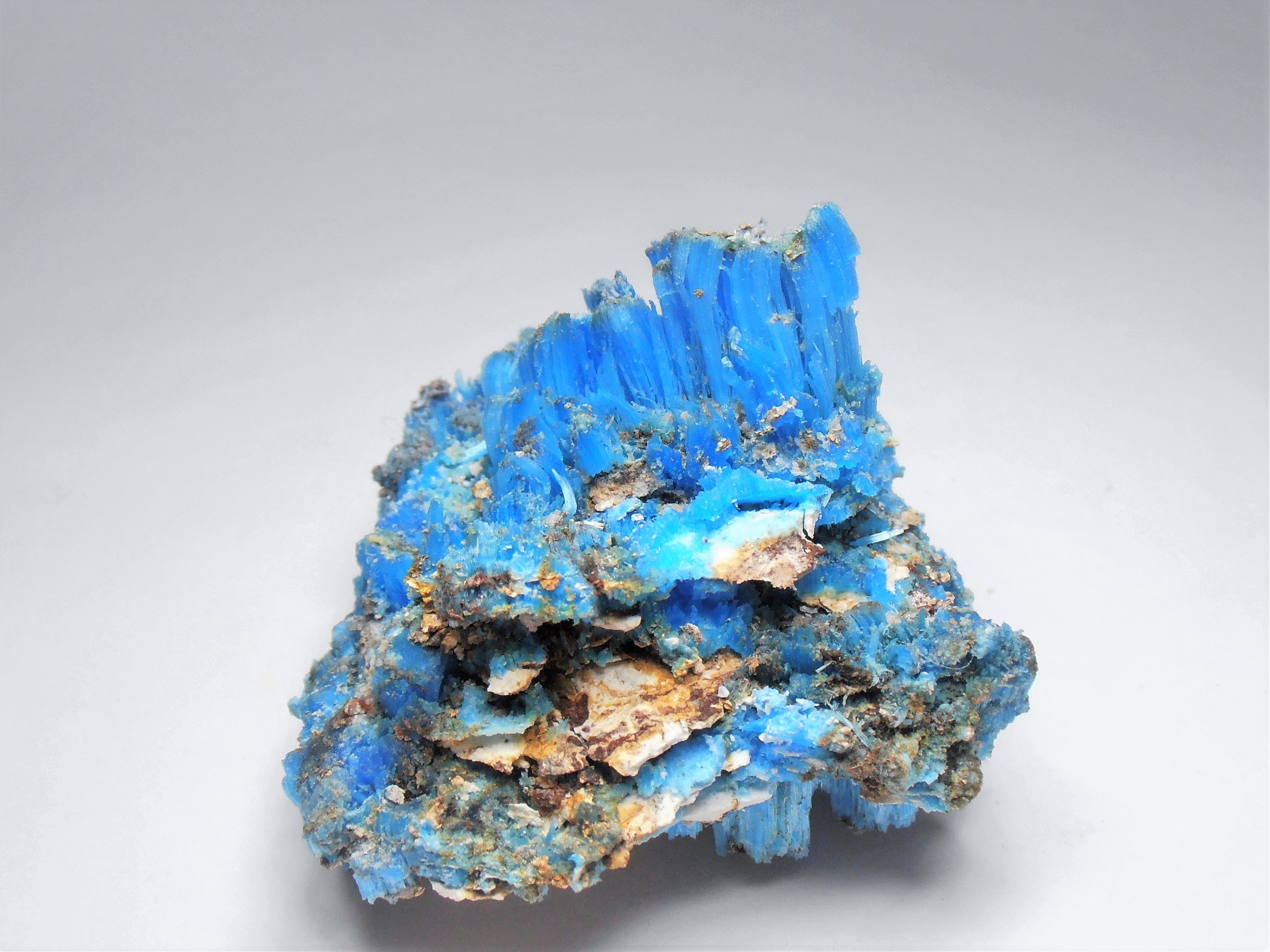 natural chalcanthite arizona