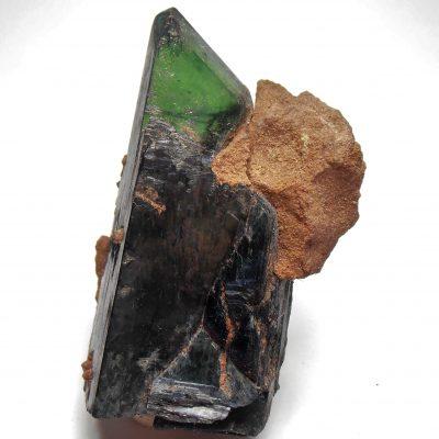 Vivianite from the Tomokoni Audit, Canutillos Mine