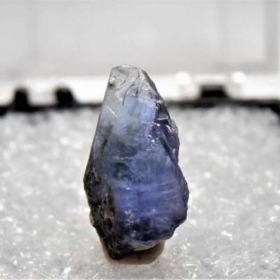 Tanzanite Crystal from the Merelani Hills, Manyara Region
