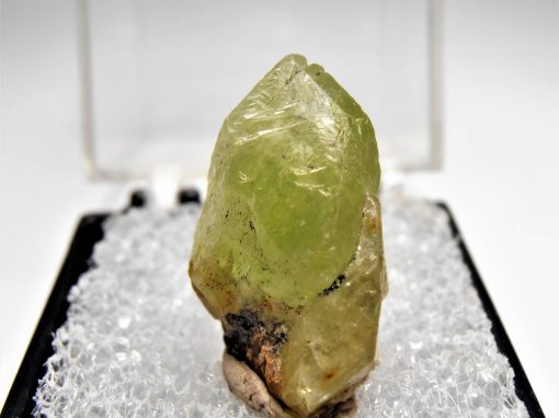 Diopside Crystal - Chromium Variety from the Merelani Hills