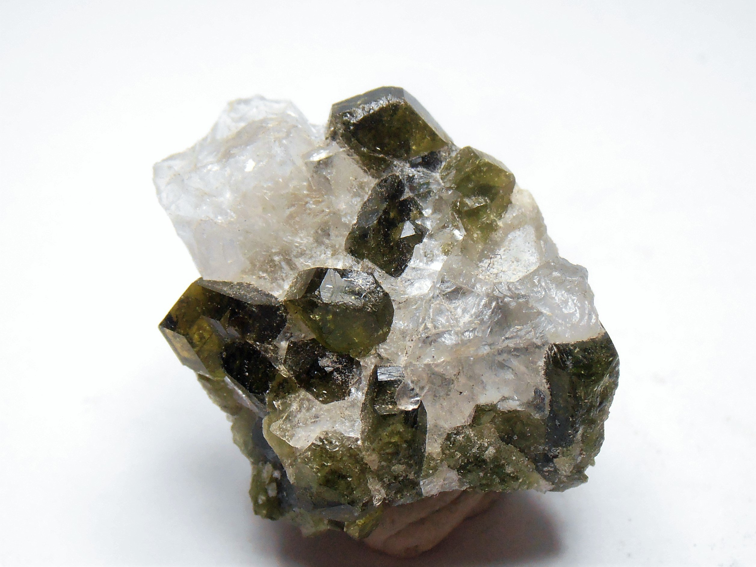 Uvite tourmaline from the Pomba Pit in Serra das Eguas