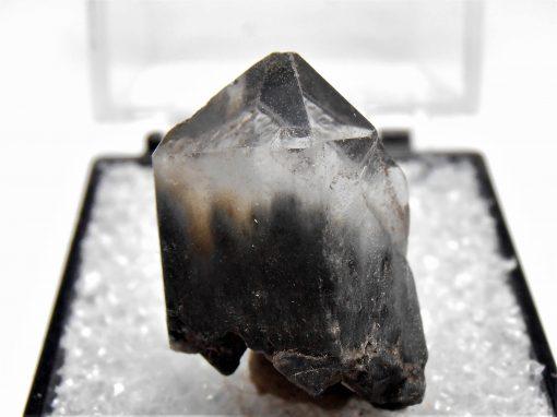 Quartz with Riebeckite Crystal Inclusions - Minas Gerais