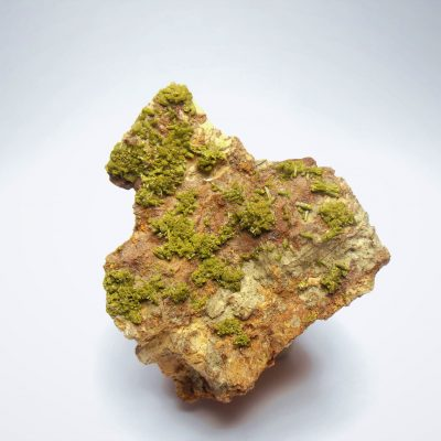 Pyromorphite Crystals from the Pennsylvania