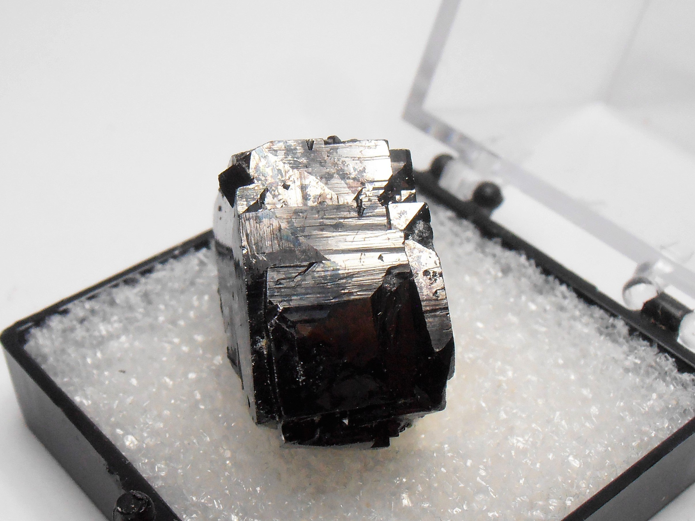 Magnetite - Rare Cubic Habit from Balmat, New York
