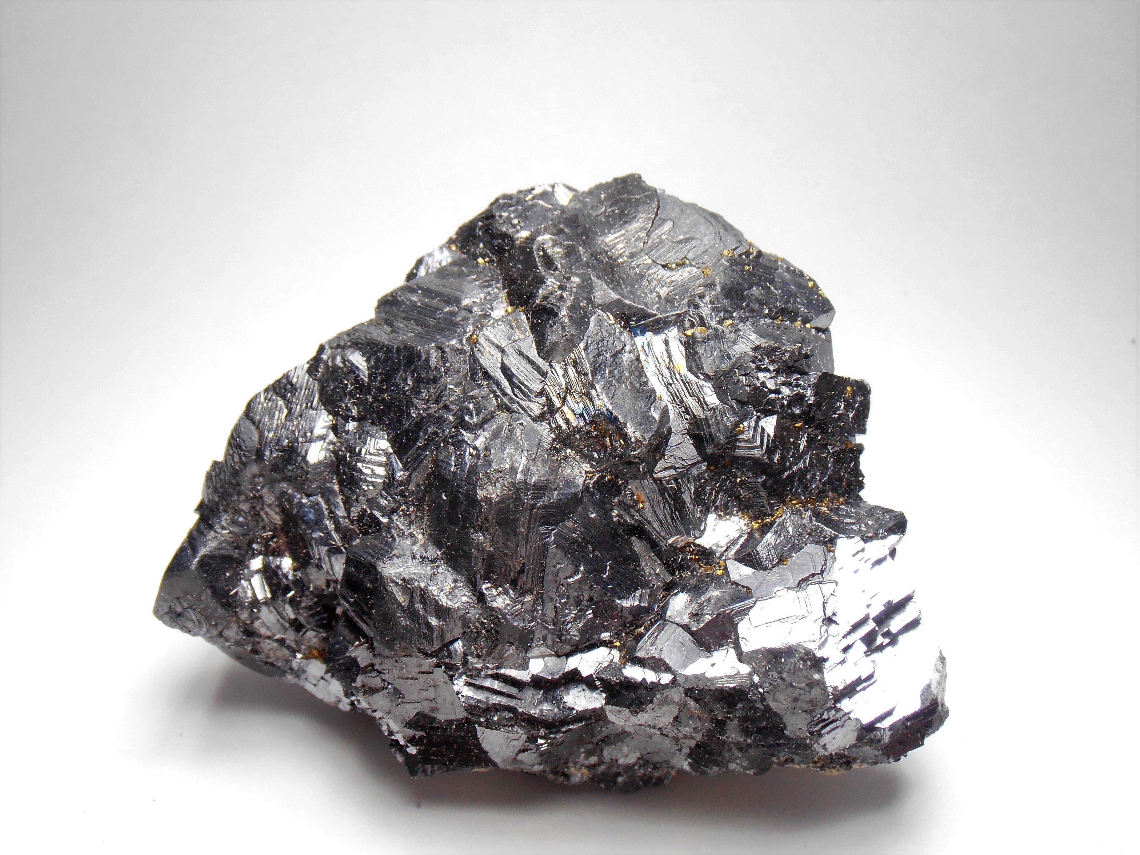Galena - Complex Crystal Plate from the Naica Mine, Mun. de Saucillo