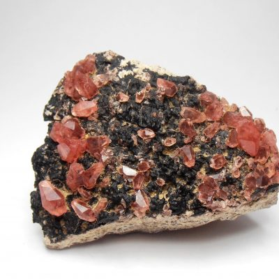 Rhodochrosite from the Uchucchacua Mine