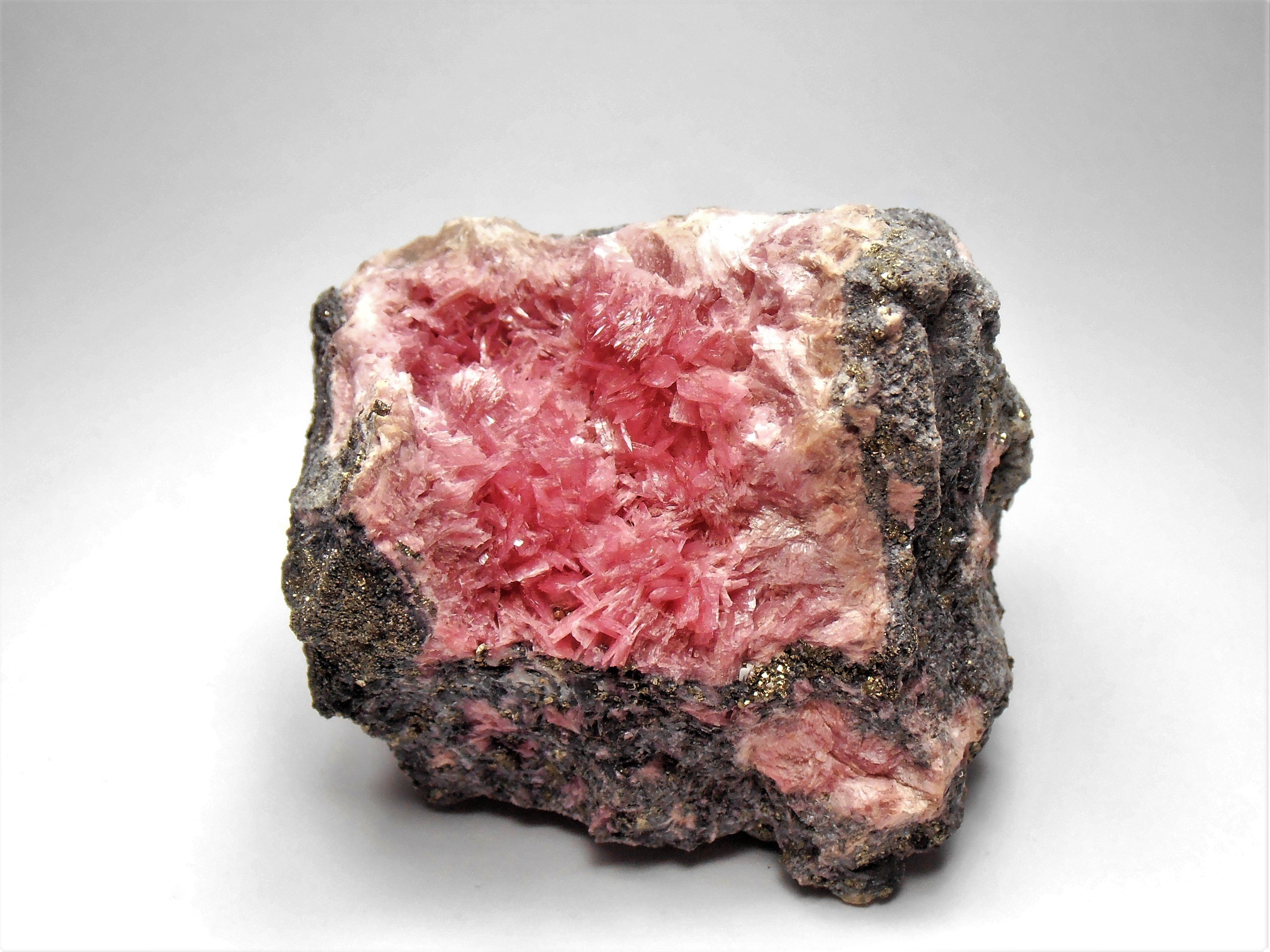 Rhodonite from the San Martin Mine in the Ancash Department