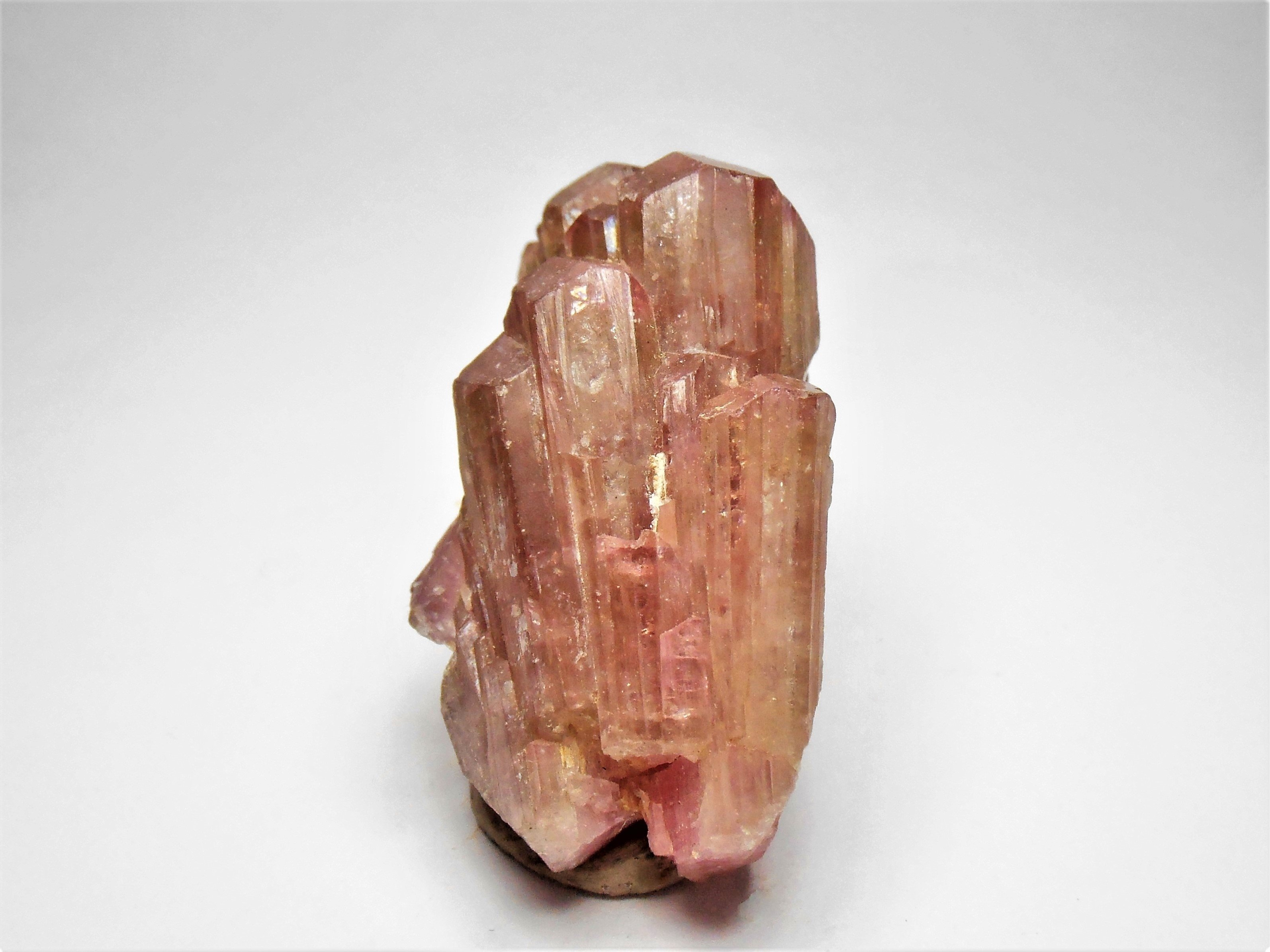 Elbaite Tourmaline from the Luc Yen Province