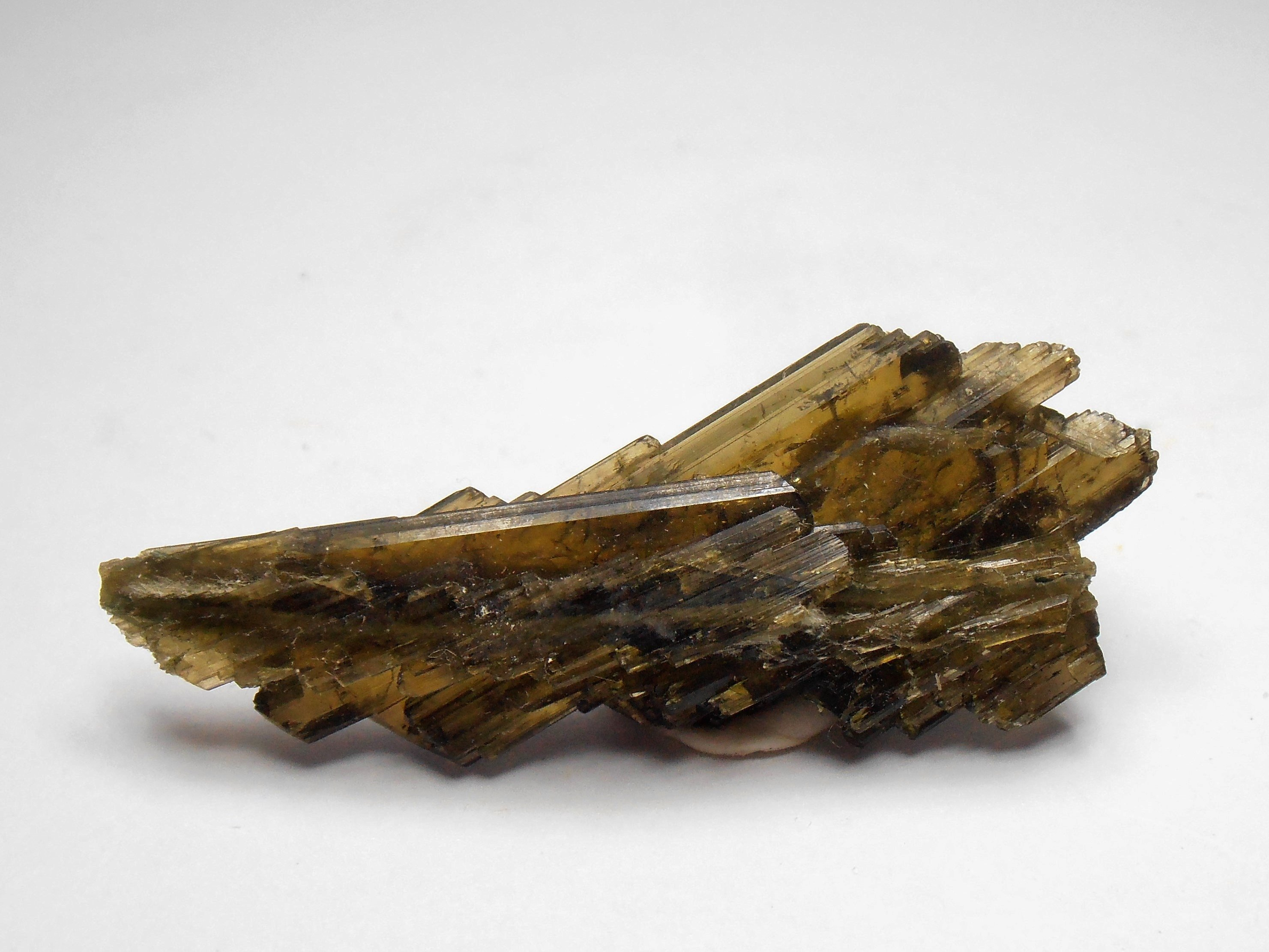 Epidote - Faden Crystals - from the Tormig Valley, Skardu District
