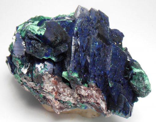 Azurite - Three Inch Specimen from the Mipillas Mine