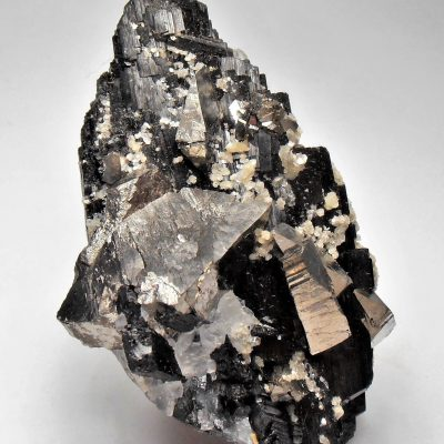 Ferberite with Arsenopyrite from the Yaogangxian Mine