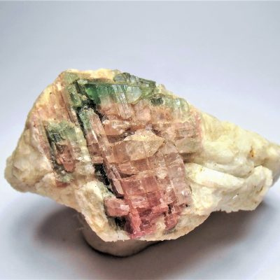 Tourmalines - Cuprian and Rubellite Varieties - Paraiba