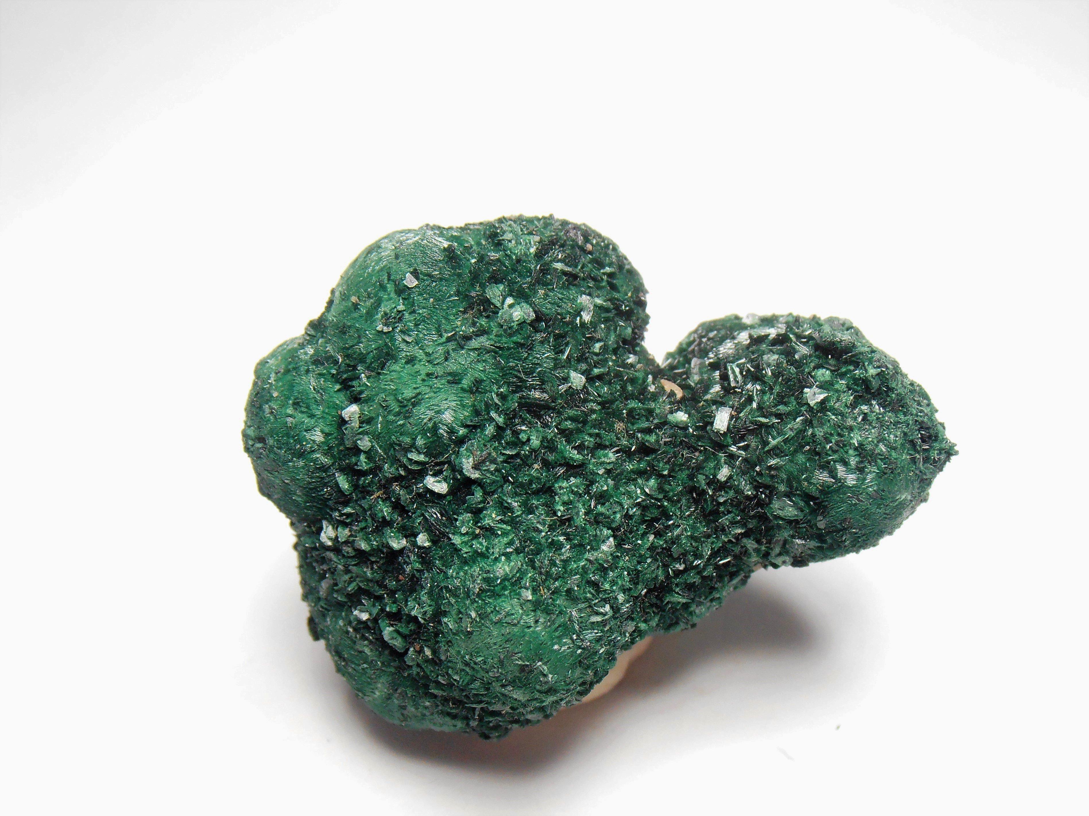 Atacamite from the Mount Gunson Copper Mines, South Australia