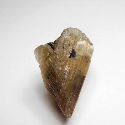 Diaspore - Vee-Twinned Crystals from Selcuk, Mugla Province