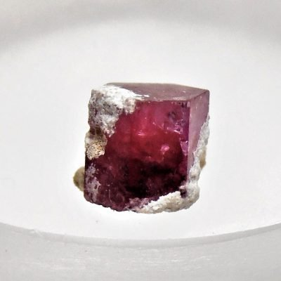 Beryl - Rare Red Variety from the Ruby Violet Claims (10)