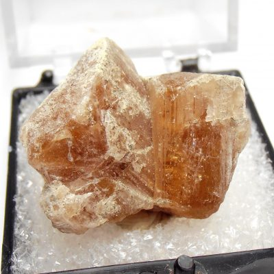 Childrenite - Vee-Twinned Crystals From Linopolis,