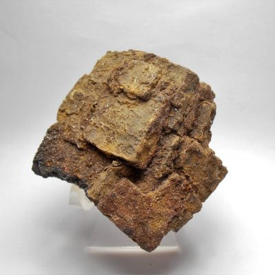 Anglesite Pseudomorph of Galena - Blanchard Mine, New Mexico