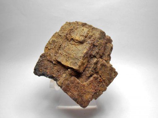 Anglesite Pseudomorph of Galena - Blanchard Mine, New Mexico