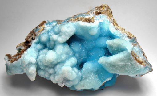 Hemimorphite from the Wenshan Mine, Yunnan Province