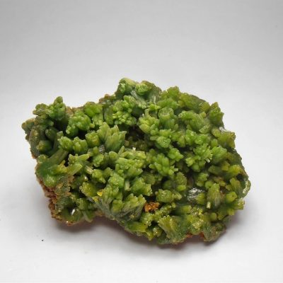 Pyromorphite Crystals from the Daoping Mine, Guilan Prefecture